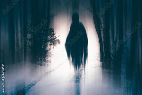 Foto Horror halloween concept