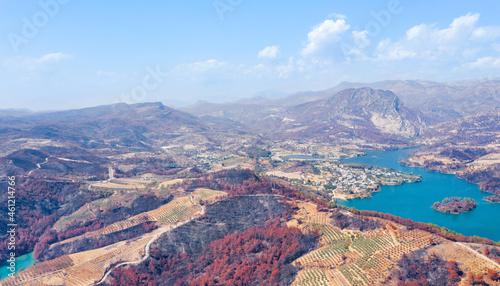 Fotografie, Tablou Fire in Turkey in 2021