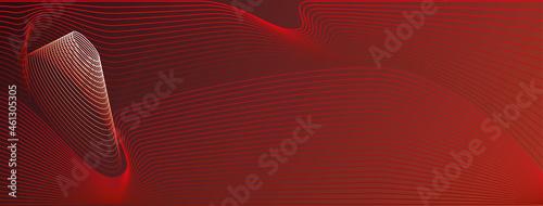 Photo Copertina social, astratto, business, linee, base per grafica, lavoro, affari, f