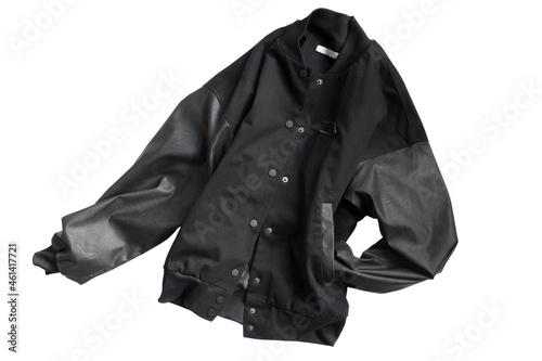 Billede på lærred Bomber jacket isolated
