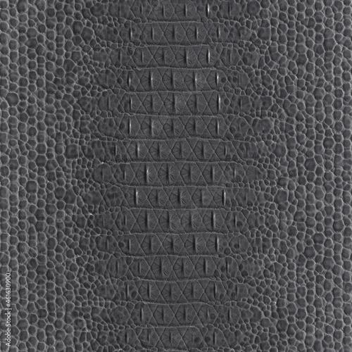 Canvas-taulu Genuine caiman leather