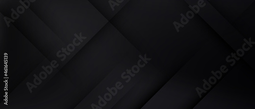 Abstract black pattern and dynamic background poster. Illustration in vector format.