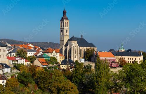 Fotografie, Obraz View of medieval Roman Catholic Church of St