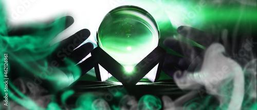 Fotografia, Obraz Magic ball predictions