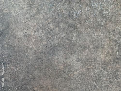 Leinwand Poster Textured scratch pattern cement flap