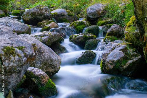 Potok w Tatrach