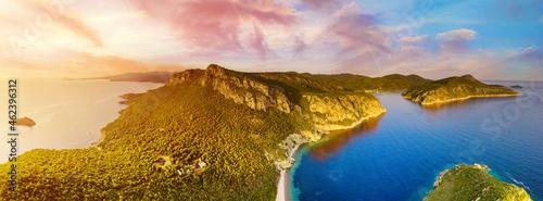 Fotografia Halkidiki from Above, Greece