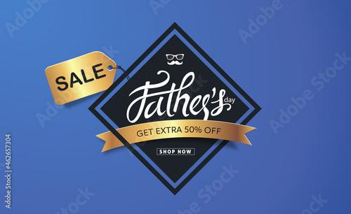 Obraz na plátně Fathers day 44