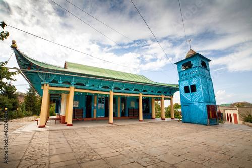 Tela Mosquée de Karakok