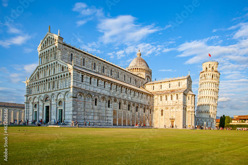 Fotografia Pisa Cathedral and Leaning Tower