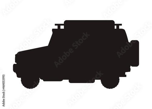 military car vehicle Fototapet