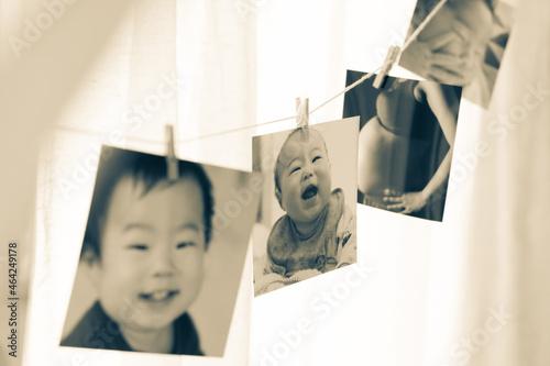 Murais de parede 赤ちゃん