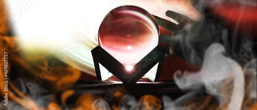 Obraz na płótnie Magic ball predictions
