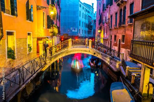 Fotografija The streets of Venice