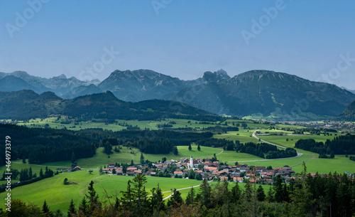 Fotografia Pfronten im Ostallgäu, Bayern