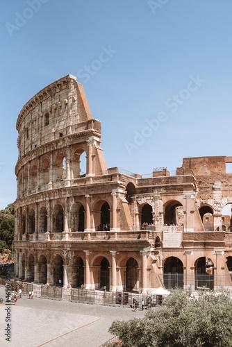 Obraz na plátně colosseum