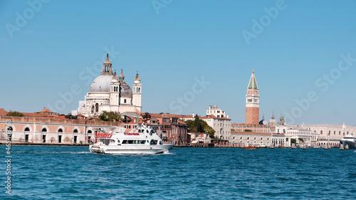 Fotografia Central Venice, view from lagoon